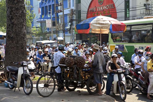 Ho Chi Minh Vietnamn