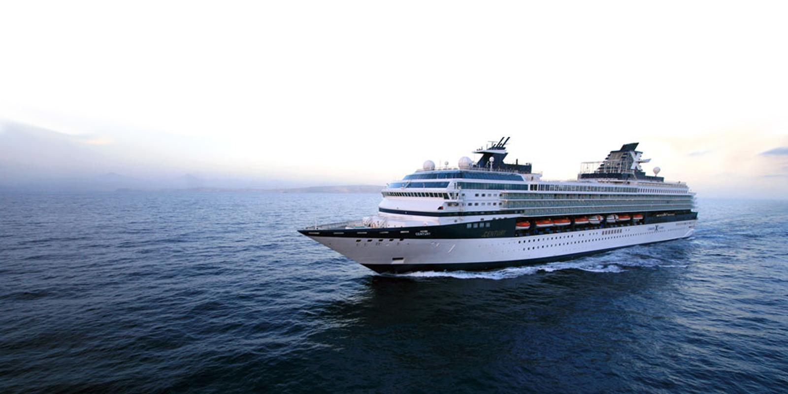 Kryssningsfartyget Celbrity Century