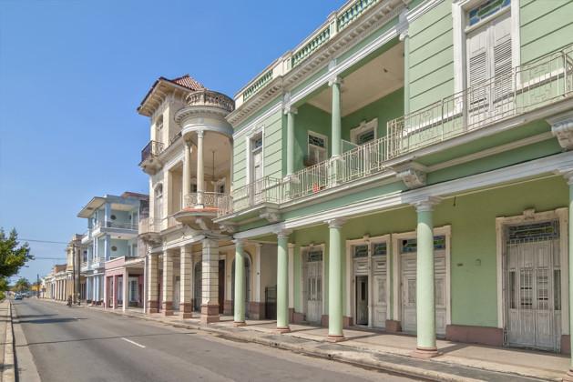 Cienfuegos på Kuba