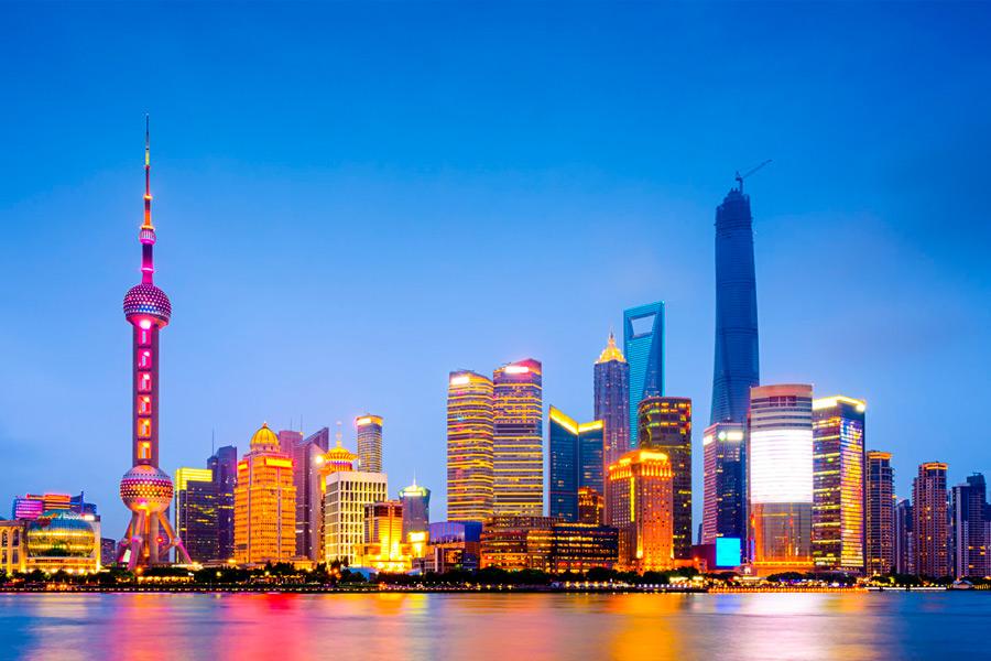 Shanghai Kina