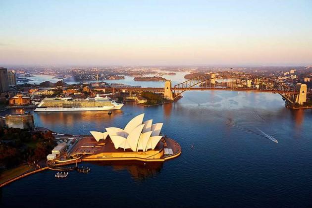 Celebrity Solstice Sydney