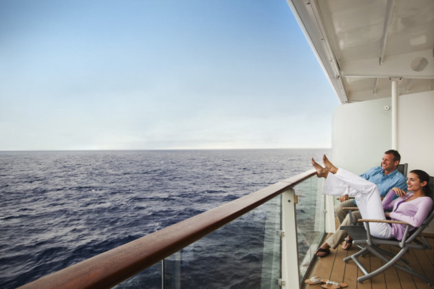 Kryssningsfartyget Celebrity Solstice