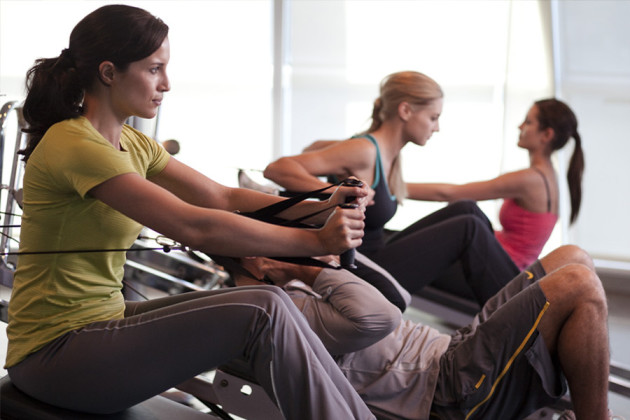 Celebrity Solstice Gym