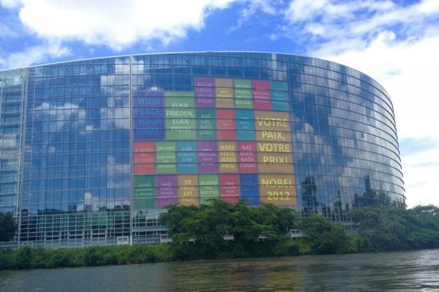 Europaparlamentet Strasbourg