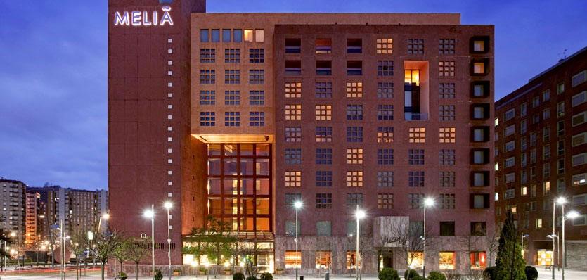 Melia Bilbao hotell