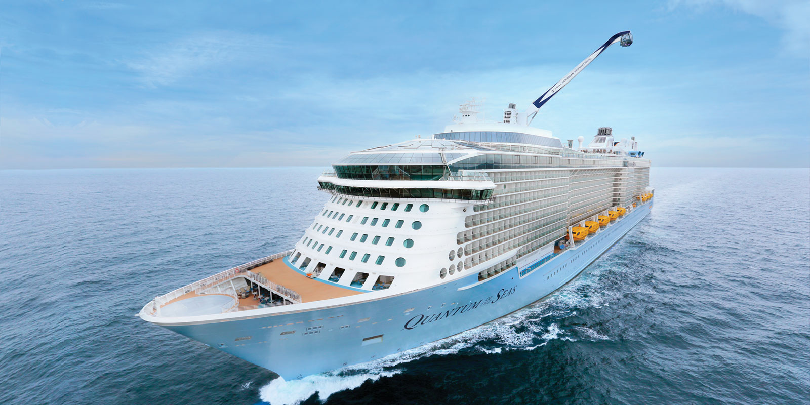 Royal Carribean kryssningsfartyg Quanto of the Seas