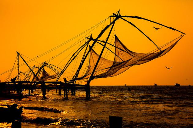 Cochin Indien