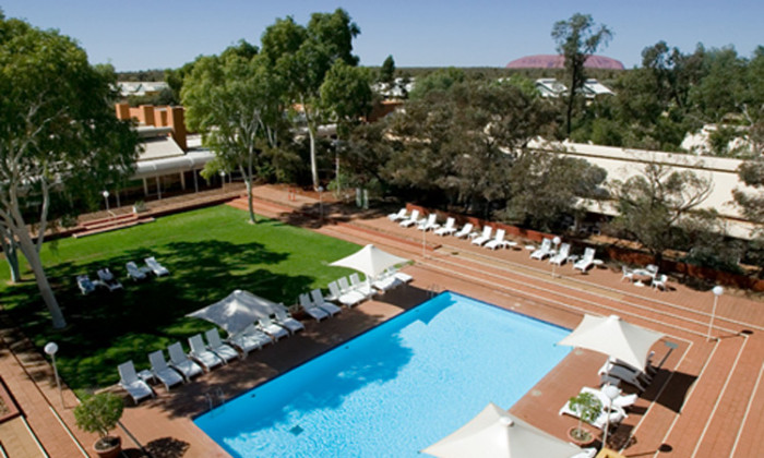 Hotell Desert Garden Ayers Rock Australien