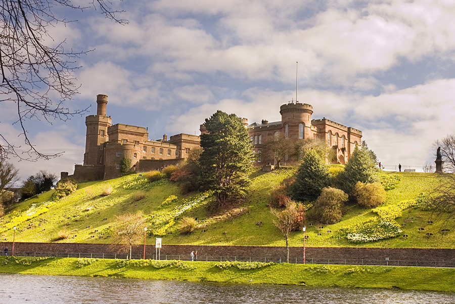 Inverness Skottland