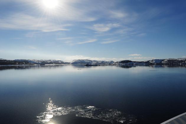 Kirkenes Hurtigruten Foto: Petra Fey Guest Image