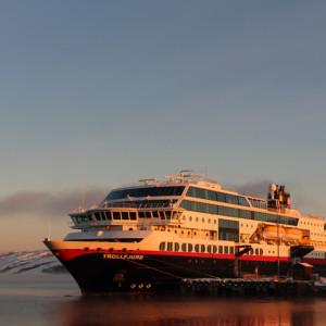 MS Trollfjord Hurtigruten foto Matthias Tamm