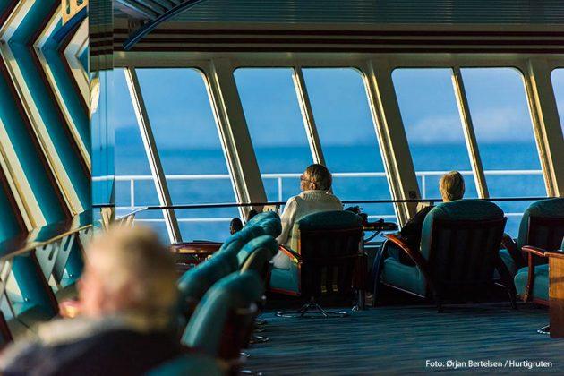 Nordkap Hurtigruten Foto: Ørjan Bertelsen