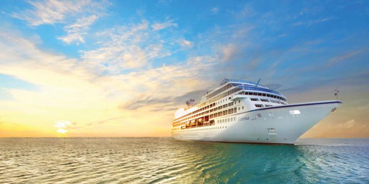 Kryssningsfartyget Oceania Sirena