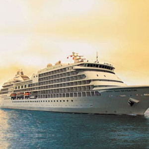 Kryssningsfartyget Regent SEven Seas Navigator
