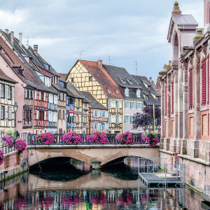 Strasbourg Alsace Frankrike