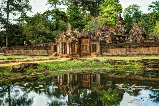 Angkor, Banteay Srei