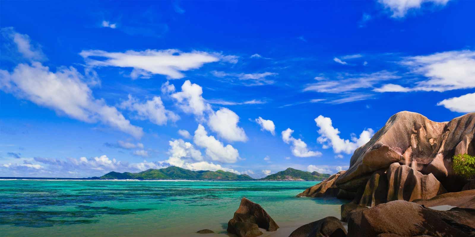 Seychellerna Kryssning