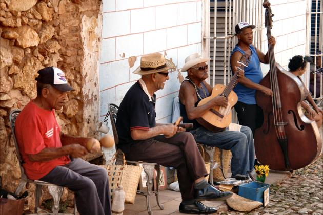Kuba buena vista social club