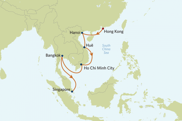 millennium Hongkong Singapore