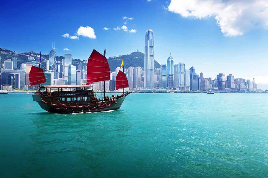 Hongkong Kina