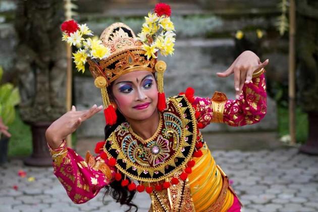 Festival på Bali