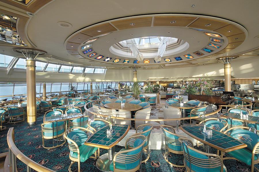 Kryssnigsfartyget Vision of the Seas