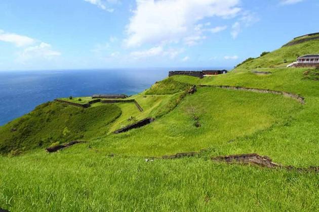 St Kitts i Karibien