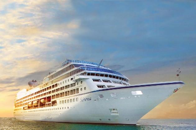 Kryssningsfartyget Oceania