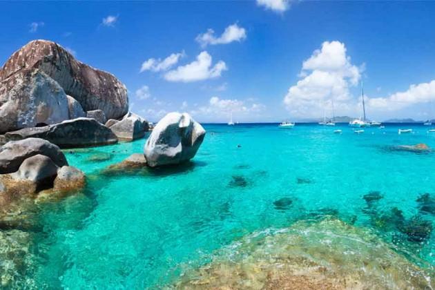 Virgin Islands Karibien