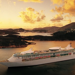 Kryssningsfartyget Vision of the Seas