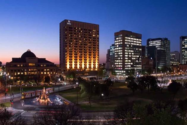 Hilton Adelaide i Australien