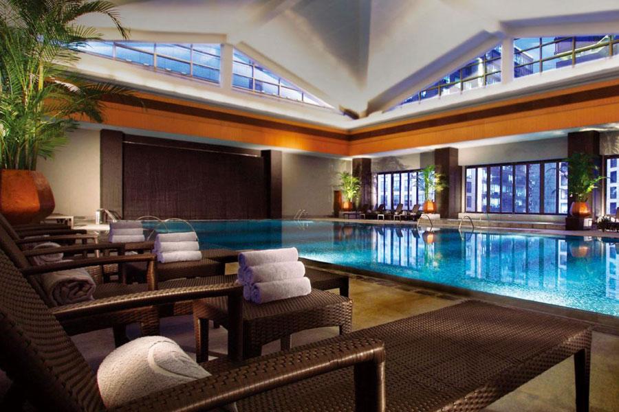 Hotell och spa stockholm