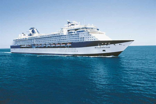 Kryssningsfartyget Celebrity Millenium