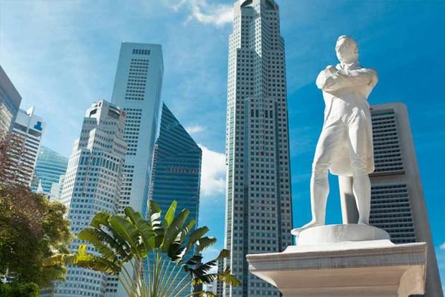 Sir Raffles Singapore