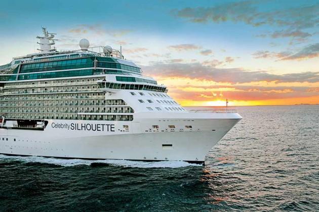 Kryssningsfartyget Celebrity Silhouette