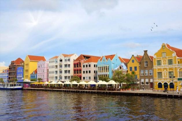 Curacau Wilhemstad Karibien