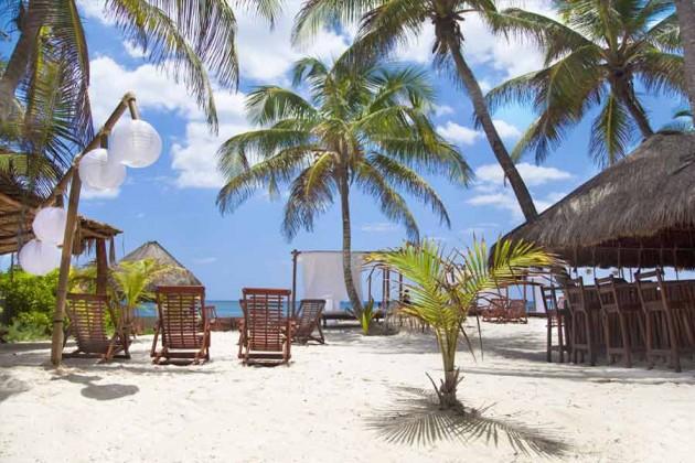 Costa Maya Mexiko