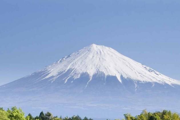 Mount Fidji Japan