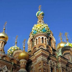 St Petersburg Ryssland