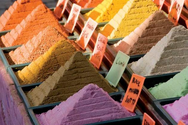 Kryddor i Egypten