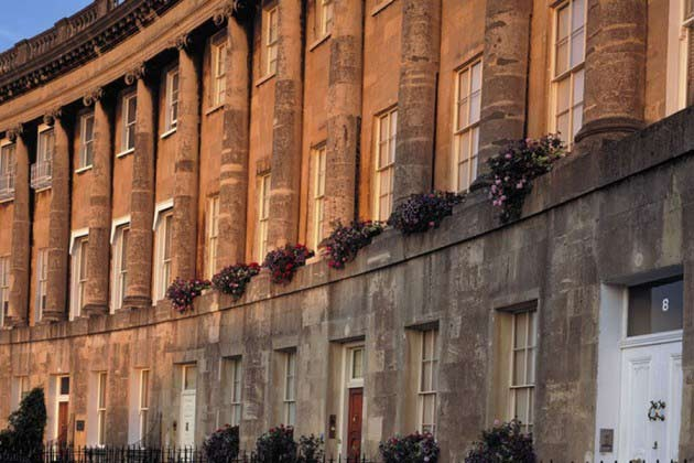 Royal Crescent Bath