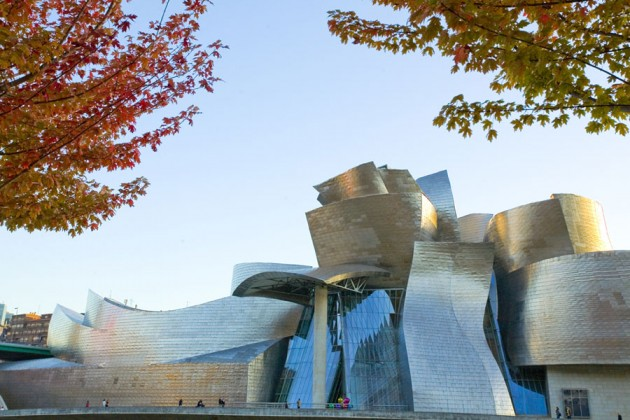 Guggenheim-museet Bilbao
