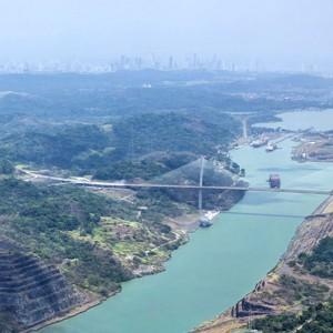 Kryssning Panamakanalen