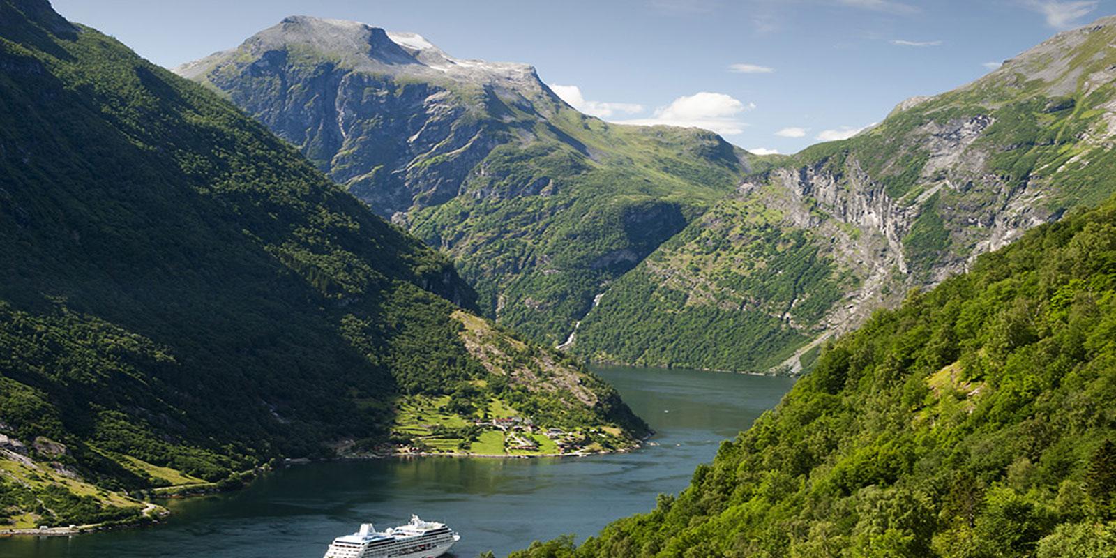 Geiranger Norge