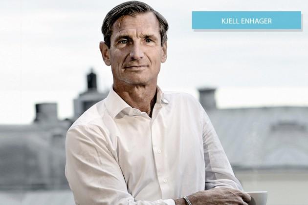 Club Eriks företagsarrangemang – Kjell Enhager