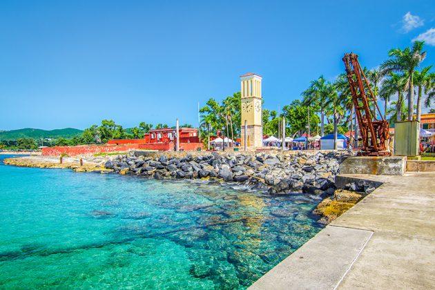 St. Croix … Jungfruöarna i Karibien