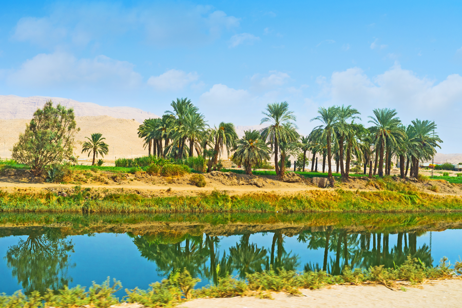 Epyten Nilen kryssning