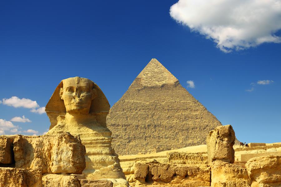 Egypten nilen kryssning