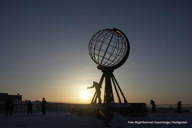 Nordkap Foto: Birgit Rommel Hurtigruten