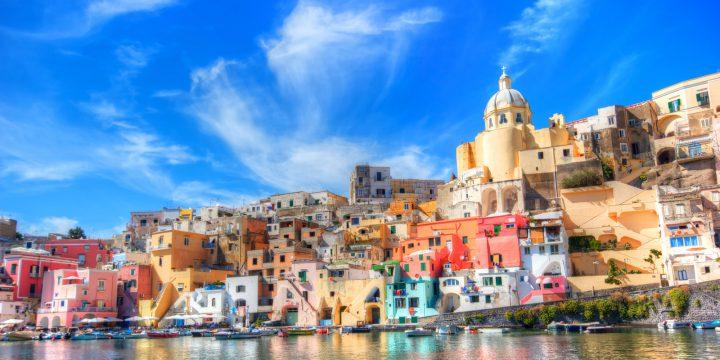 Neapel Napoli Procida